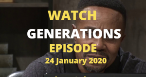 Generations:The Legacy Latest Episode YouTube Video,24 January 2020