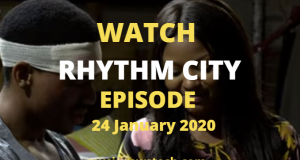 Rhythm City: Rene shows haters how good her life is.