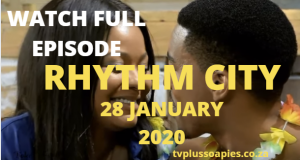 Rhythm City: Mzi lets Rene down at the hospital because he has bigger troubles of his own.