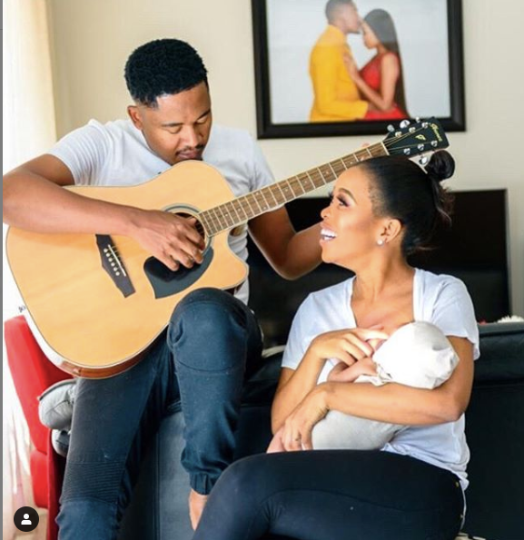 Mmatema and Hubby singing For Their Baby[ WATCH VIDEO]