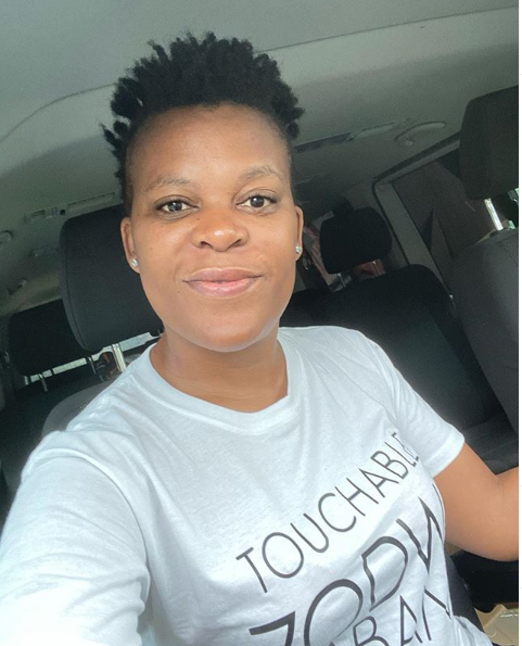 Zodwa Wabantu's Message To Those Who Call Her Fat [WATCH]