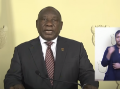 LIVESTREAM: Ramaphosa's Nation Address on COVID-19 Economic Measures 21 April 2020