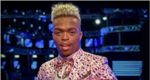 Somizi Mhlongo Motaung Picture from instagram