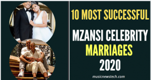 10 Most Successful Mzansi Celebrity Marriages 2020