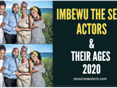 Imbewu The Seed Actors and Their Ages In Real Life