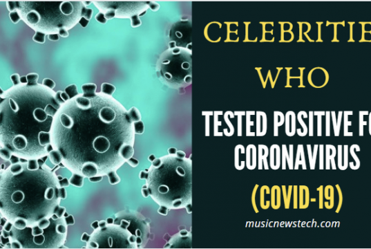 8 Celebrities That Have Tested Positive For Coronavirus
