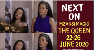 Soapie Teasers: Next on The Queen 22-26 June 2020
