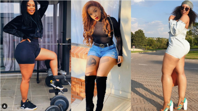 Top 10 Most Curvy South African Celebrities in 2020