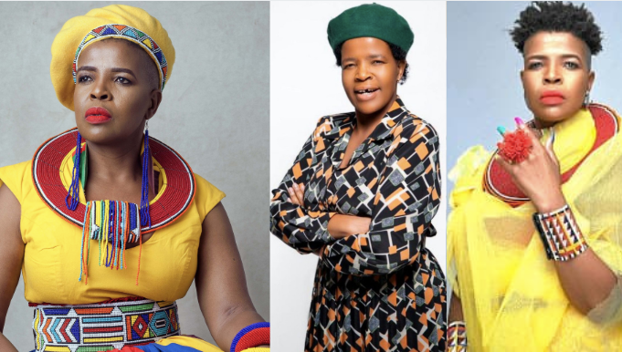 Meet Candy Mokwena Who Will Join Skeem Saam As Leshole's Mother