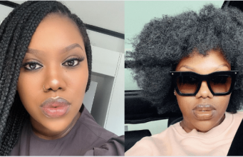 Mamlambo from Uzalo Causes A Stir On Social Media With Her Latest Look