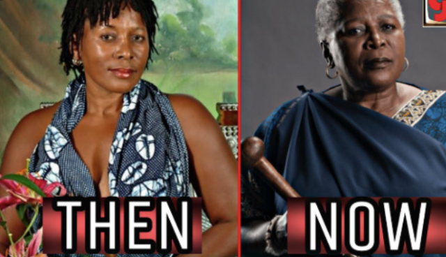 See The Isibaya Actors Then VS Now In 2021