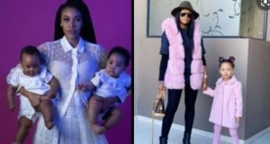 Celebrity Mothers and Their Babies In South Africa 2021