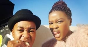 Mpho From Generations and His Beautiful Wife ,See Their Pictures Here